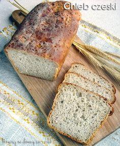 Chleb czeski Breads, Anna, Brot, Bread Rolls, Bread, Braided Pigtails, Buns