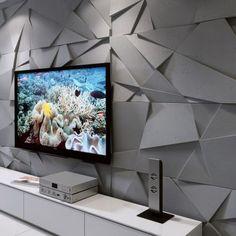 Architekturbetonplatten 3D VHCT  Wir präsentieren Ihnen eine zahlreiche Kollektion von Architekturbetonplatten in vielen unterschiedlichen Designs. Der 3D-Architekturbeton erfüllt die Erwartungen selbst der Anspruchsvollsten. Mit diesem natürlichen, hochwertigen Veredelungsmaterial erhalten Sie einen beeindruckenden visuellen Effekt. Dekorative 3D-Platten verleihen jedem Interieur einen modernen und ausdrucksstarken Look!