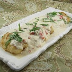 Chicken In Basil Cream - Allrecipes.com