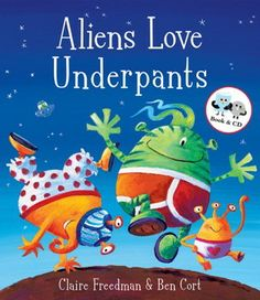 Super colourful, super cute. This is a great rhyming story aimed perfectly at little kids who are starting to wear underpants. Full of fun a...