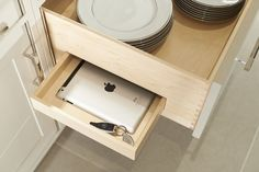 Secret storage for an ipad and keys