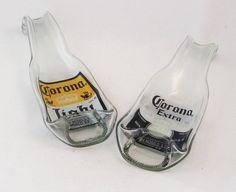 Corona Extra or Corona Light beer bottle  by bojocreations on Etsy, $10.00