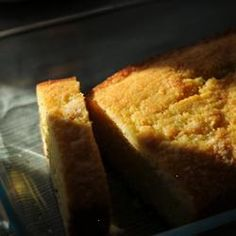 Another good share,  instructions for making Cornbread