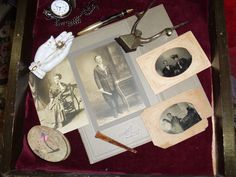 photo of  antique assemblage