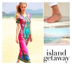 """""""ISLAND GATEAWAY WITH JETSETSHOP"""" by s-thinks on Polyvore featuring ootd"""
