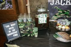 : Duck Dynasty Duck Commander / Birthday It A Party Jack | Catch My Party