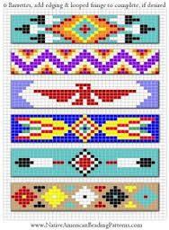 Free Native American Beadwork Patterns, but i will try it as a crochet pattern ^^ Loom Bracelet Patterns, Seed Bead Patterns, Beading Patterns Free, Bead Loom Bracelets, Beaded Jewelry Patterns, Beading Ideas, Beading Supplies, Peyote Bracelet, Beading Jewelry