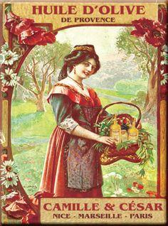 Seasoning Print, Prints, Paintings & Wall Art for Sale Pub Vintage, Vintage Labels, Vintage Signs, Posters Vintage, Vintage Prints, Floral Posters, Vintage Pictures, Vintage Images, Olives