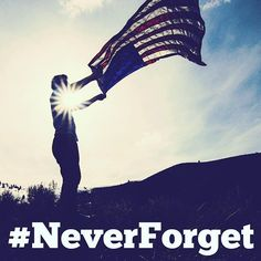 In honor of all those who lost their lives 14 years ago today.  #NeverForget