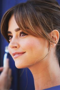 Doctor Who Actress Jenna Coleman