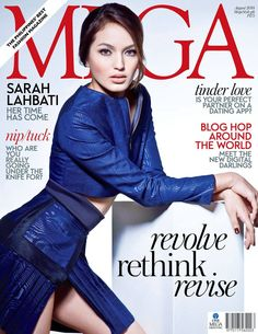 Sarah Lahbati - Mega Magazine Cover [Philippines] (August 2014) Sarah Lahbati, New Darlings, Under The Knife, Perfect Love, August 2014, The Ordinary, Crushes, Celebrities, Magazine Covers