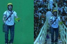 Pre and Post movie scenes Visual Effects- The Navgujarat Samay Photogallery