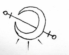 The Eye (Witches Runes) The Eye symbol is also related to