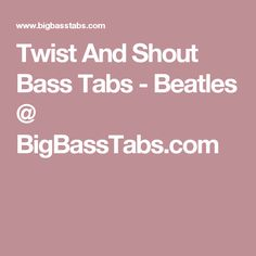 Jack off jill bass tabs