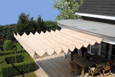Outdoor Shade, Patio Shade, Canopy Outdoor, Outdoor Decor, Garden Canopy, Diy Canopy, Deck Enclosures, Patio Curtains, Swimming Pools Backyard