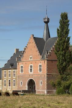 Poortgebouw Abdijsite Herkenrode.