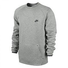 Nike Mens Tech Fleece Crew Sweatshirt (Small, Team Red) at Amazon Men s  Clothing store  89cd6503d042