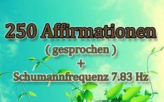 250 Affirmationen (gesprochen) - Geld / Erfolg / Selbstbewusstsein / Rei...