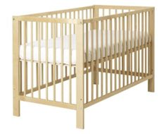 Think there's no such thing as an affordable non-toxic crib? Think again. IKEA…