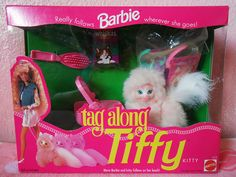 Mattel Barbie Tag Along Tiffy Cat | by Miss_Leonie