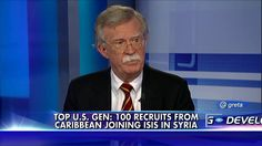 General: 100 Recruits Have Left Caribbean to Join ISIS in Syria