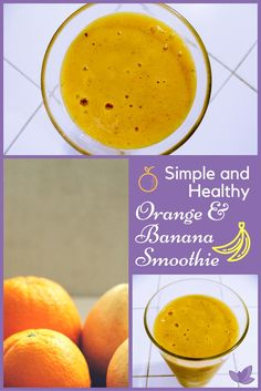 A real food orange smoothie with orange and banana and apricot. All you need are 5 ingredients and a blender. Vegan, all whole foods, low sugar and low fat. Drink Recipes, Smoothie Recipes, My Recipes, Whole Food Recipes, Smoothies, Healthy Recipes, Clean Dinners, Orange Smoothie, Cherub