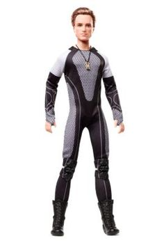 The Hunger Games: Catching Fire Peeta Doll | The Barbie Collection