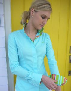 Middy N' Me Bahama Blue with Stripes from our   2013 Spring/Summer Riding Collection.  http://www.middynme.com/