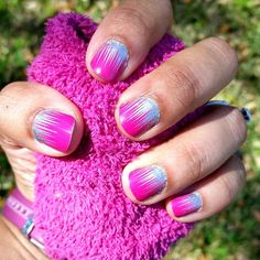 Gone Dancing.   Jamberry wraps | nail art | manicure | Spring Summer Catalog 2015