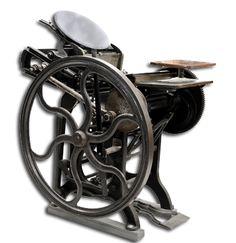 Steampunk Default Printer Icon