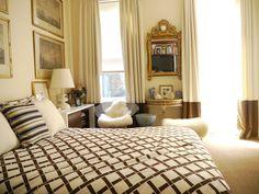 Glam Meets Mid Century Modern - Bedroom II