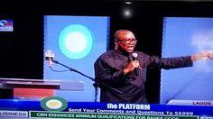 IKOLO: Don't mind Peter Obi - APGA Nat Chairman. Dr. Vict...
