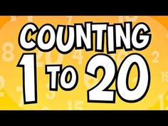 Preschool Number Counting Song - Kindergarten Numbers Learning for Kids - YouTube