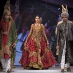 Bridal collection By Nilofer shahid-2