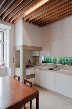 Kitchen Ideas, Kitchen Design, Leo, Urban, Country, Places, Table, Furniture, Home Decor