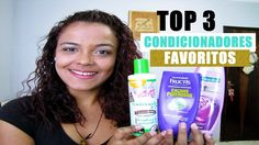 Top 3 - Condicionadores Favoritos