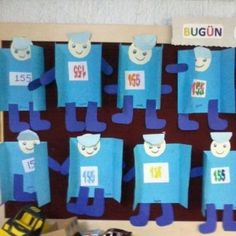 police craft idea for kids