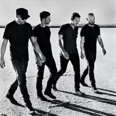 Coldplay : amarlos es poco ♡