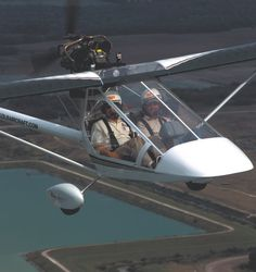 How fun would it be to have an ultra light plane?!