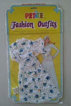 Vintage 1960's mod barbie clone fashion never opened WOW+++ #Dolls