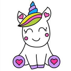Best representation descriptions: How to Draw a Easy Unicorn Drawing Cute Related searches: Cute Unicorn,Kawaii Unicorn,Cartoon Unicorn,Rea. Unicorn Painting, Unicorn Drawing, Cartoon Unicorn, Baby Unicorn, Unicorn Art, Cute Unicorn, Unicorn Emoji, How To Draw Unicorn, Unicorn Quotes