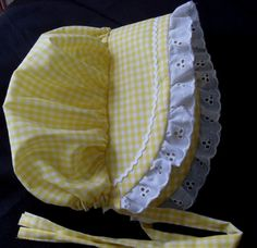 bonnet for baby