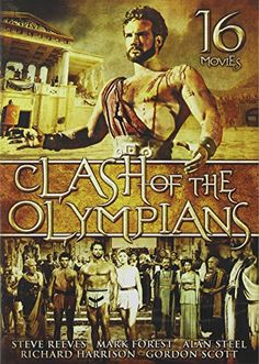 Clash of the Olympians - 16 Movie Set: Hercules Unchained - Giants of Rome - Spartacus and the Ten Gladiators - Hercules Against the Moon Men - The Avenger + 11 more! Digital1stop http://www.amazon.com/dp/B0037JO0X4/ref=cm_sw_r_pi_dp_GeAvvb0HJEMXW