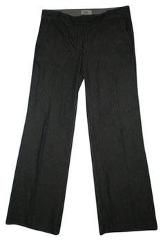 748543ef9 Ann Taylor LOFT Navy with Gray Pin Strip Pants Size 2 (XS