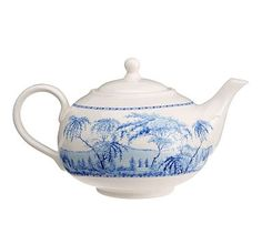 Sophia Teapot #potterybarn This is the one!