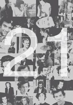Happy birthday harry! Ilysm. Thanks for being such an amazing person. Love you