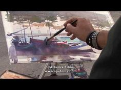 Solving the Mystery of Watercolour: David Taylor - YouTube