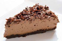 Gâteau mousse au chocolat extrême facile