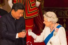 Chinese paper calls out British media 'barbarians' after queen's remarks against officials
