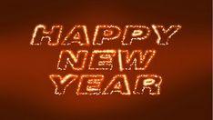Happy new year dekstop background wallpaper
